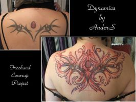 Coverup Project Dynamics by Anderstattoo
