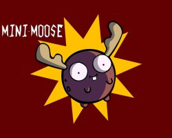 Mini-Moose by omegasigma1