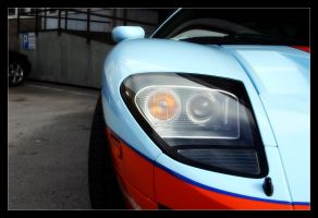 Ford GT40 - 2 by matrixi
