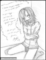 ive gone crazy by Mrs-CloudStrife