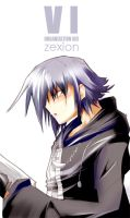 Zexion by Shinyyy