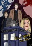 The Doctor Fan Poster by 14540