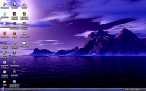 Mah Awesome Desktop by Man-of-Pants