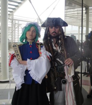 I will convict you captain Sparrow by EvilCoco95