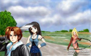 Final Fantasy VIII-Blended by lingxiaoyu16