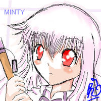 Pangya_Minty by BossRover