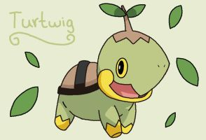 Turtwig by anthey925