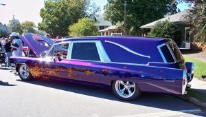 Custom Hearse by DetroitDemigod