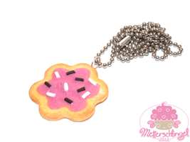 Cookie Necklace by Metterschlingel