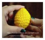 Amigurumi Easter Egg by WireMySoul
