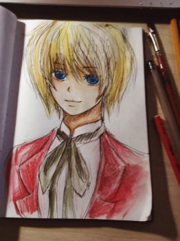 Young Alois by CatrinCasino