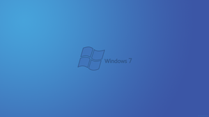 Windows 7 - Simply Blue by TomEFC98