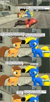 Comic - True love - Part 7 by TBWinger92