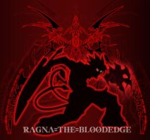 Ragna The Bloodedge Wallpaper by Fervore