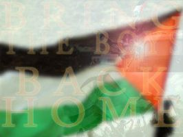 Bring The Boys Back Home by Free-Palestine