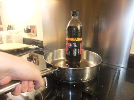 Frying the Coke by LewisDaviesPictures