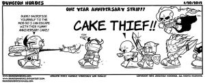 Dungeon Hordes Anniversary Strip by Dungeonhordes