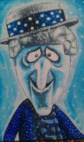 Snow Miser by katiesparrow1
