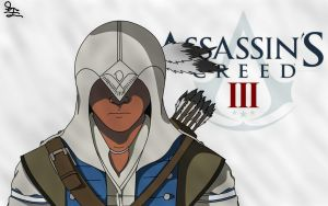 Assassin's Creed 3 by LBFable