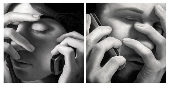 The Call by Jeff-Bartels