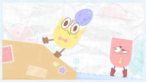 Snipperclips by Riiao