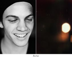 The Lights Of His Smile by sexties