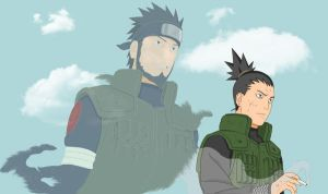 Shikamaru - The Will Of Fire by pablofcb