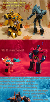 Rescue Bots in Animated Land by TavalyaRa