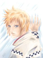 Roxas - Union by MartyIsi