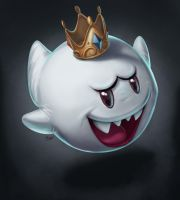 King BOO by Dylean
