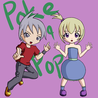 Poke and Pop by Benny-Duck