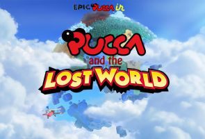 Pucca and The Lost World Part 3 by rabbidlover01