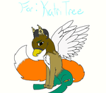 For my friend, KatriTree by ChocoPiplertlecorn