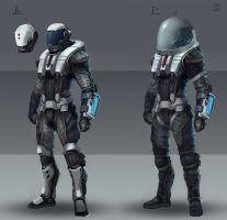 Cosmo suit by Trufanov