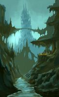 the tower by vkucukemre