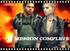 MISSION COMPLETE by lady-pokerface