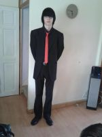 My prom suit 1 by The-Avaricious