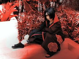 Itachi Cosplay - Thoughts by MissExorcist