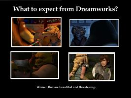 What to expect from Dreamworks? by ShyViolet911