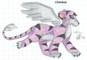 Fakemon: Chimbai by 12liza12
