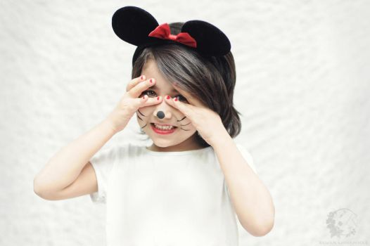 Minnie Mouse by RawanMohammad