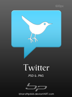 Android: Twitter by bharathp666