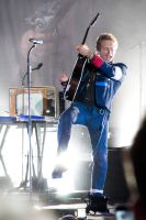 Chris Martin by ColinBrinton