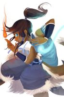 Korra by Flying-Fox