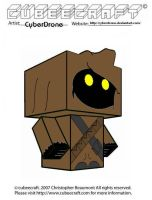 Cubeecraft - Jawa by CyberDrone