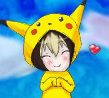 i Love Pikachu by 0xayumix0