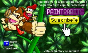 Donkey Kong-PainterBits by PainterBits