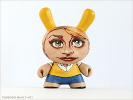 Penny dunny Big Bang by artmik