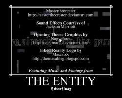 THE ENTITY by ProfessM