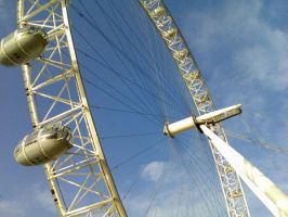 London Eye by Just-n-Do